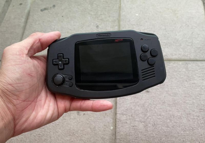 Murdered out GBA