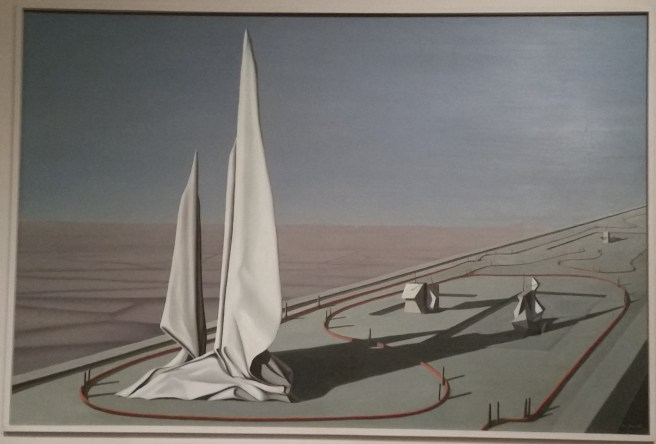 Kay Sage - In the Third Sleep
