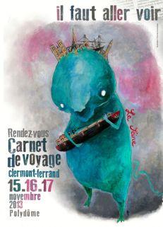14e-Rendez-vous-du-Carnet-de-voyage-de-Clermont-Ferrand14