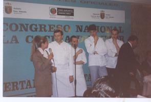 Antoine Westerman en Vitoria 92