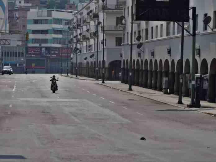 venezuela cuarentena radical