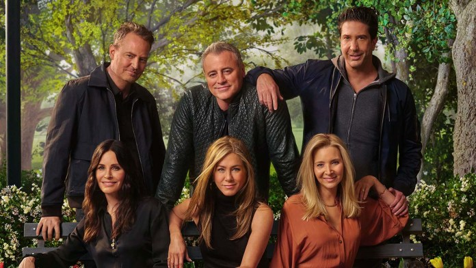 casi 20 años después vuelve 'Friends' de la mano de HBO Max