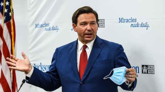 EE UU   El gobernador de Florida suspende todas las restricciones restantes de Covid