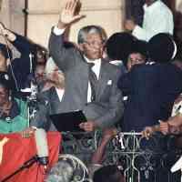 •Nelson Mandela: Primer discurso tras recobrar la libertad – 1990.