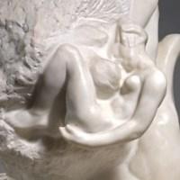 •La mano de Dios, de Rodin.