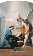 Anunciacion de Goya