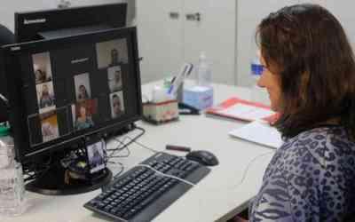 Rodas virtuais de TCI levam ajuda e conforto