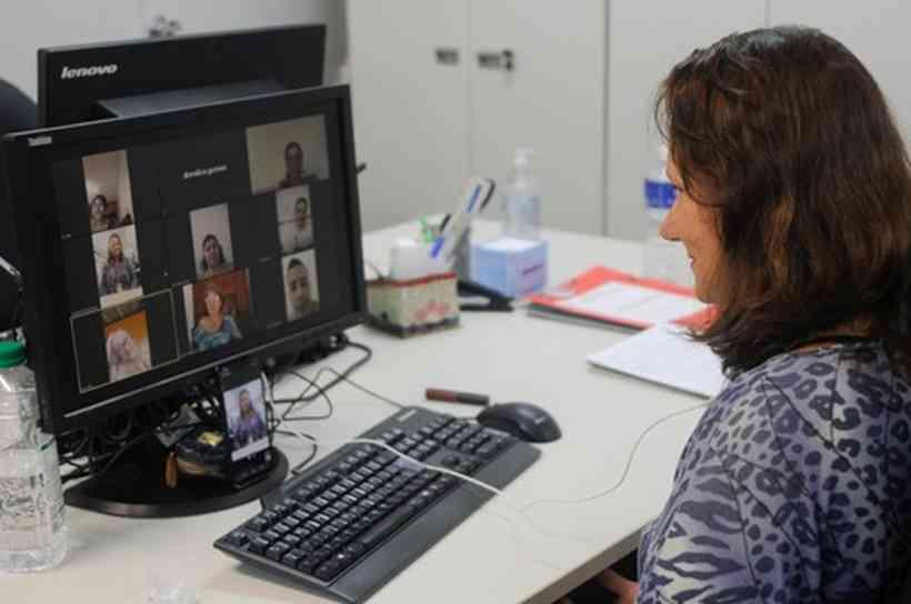 Rodas virtuais de TCI continuam levando ajuda e conforto