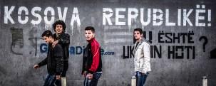 Street Shot - Prishtina