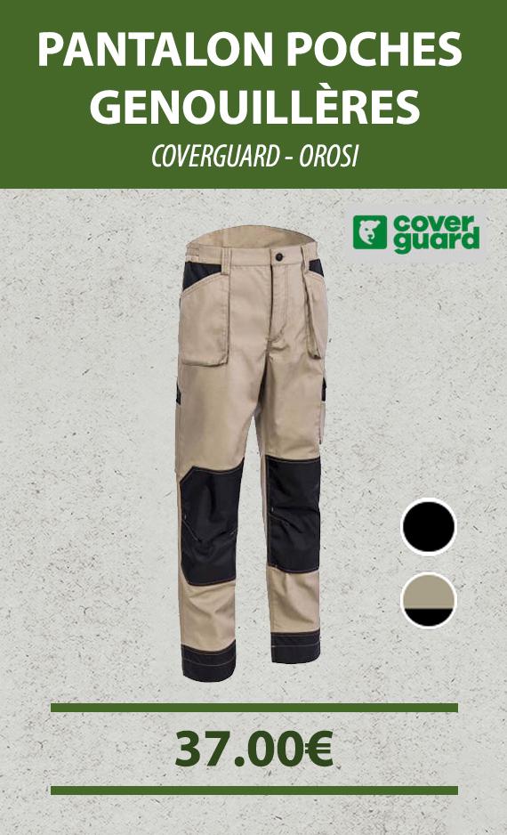 Pantalon de travail COVERGUARD - OROSI