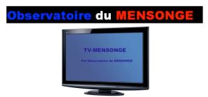 TV MENSONGE