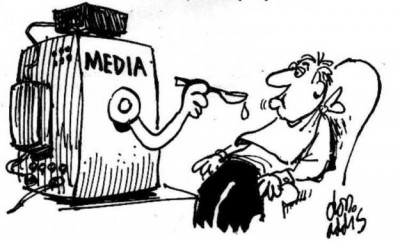a média mentent