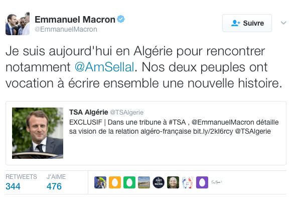 tweet-macron-pro-algerie