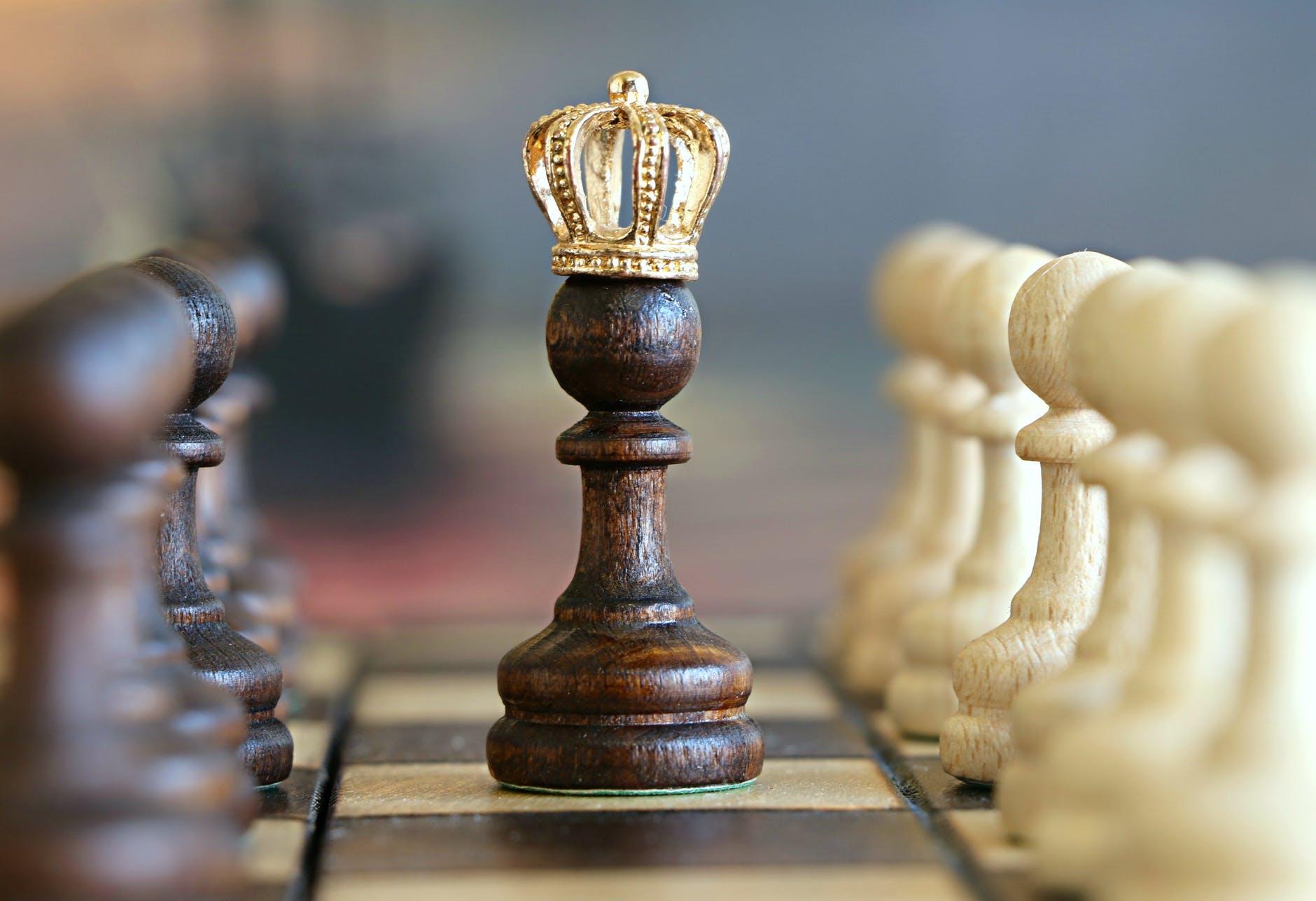 Stratégie et aveuglement