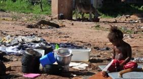 Mais da metade da população do estado do Maranhão vive na pobreza