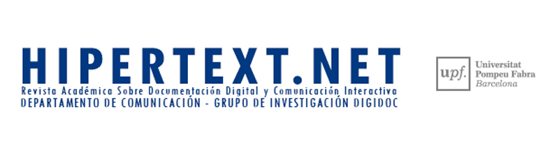 Hipertext.net: Revista Académica sobre Documentación Digital y Comunicación Interactiva