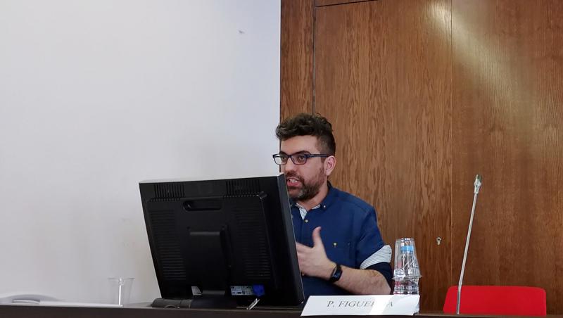 Patricio Figueroa, investigador del Programa de Doctorado en Comunicación de la UPF.