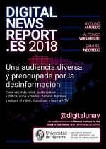 Digital News Report España 2018: una audiencia diversa y preocupada por la desinformación [reseña]
