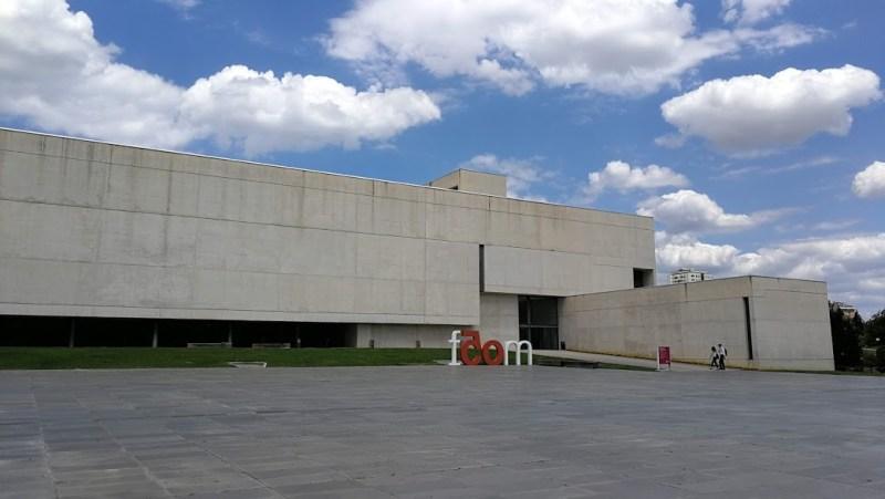 Facultad de Comunicación de la Universidad de Navarra.