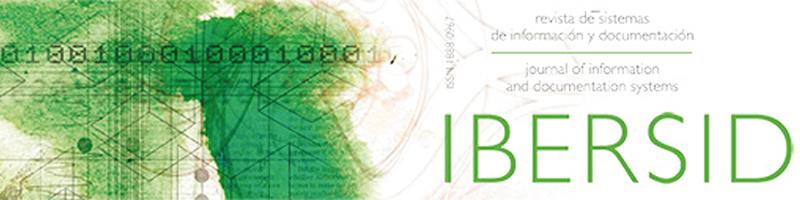 Ibersid: revista de sistemas de información y documentación