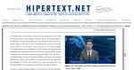 El futuro digital de los hechos: realidad virtual, noticias falsas y algoritmos en revista Hipertext.net, noviembre 2018
