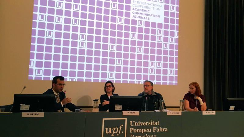 3 Conferencia Internacional de Revistas Académicas en Comunicación