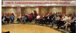 Conferencia internacional sobre revistas científicas en Ciencias Sociales y Humanidades. Logroño 23 y 24 de Mayo de 2019