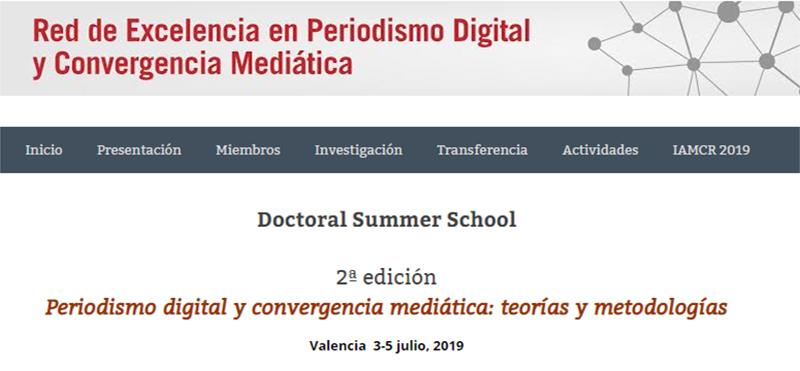2 doctoral summer school