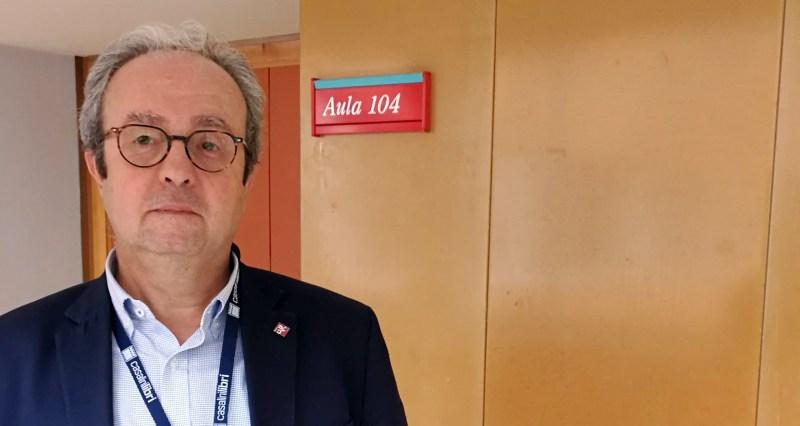 Ferrán Mateo, Director Gerente de la Fundación Dialnet de la Universidad de La Rioja