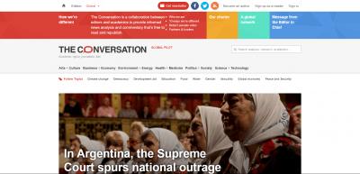 Teh Conversation. Edición Global.