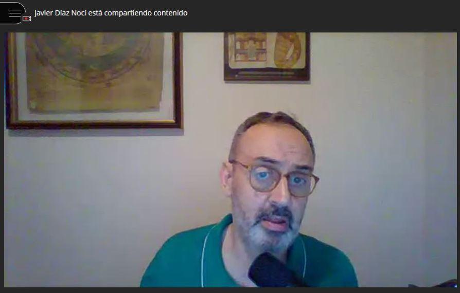 Dr.Javier Díaz-Noci