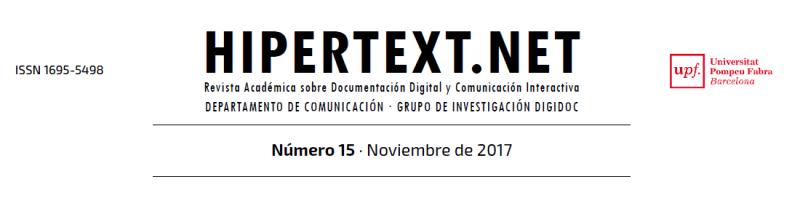 Hipertext.net Noviembre 2017