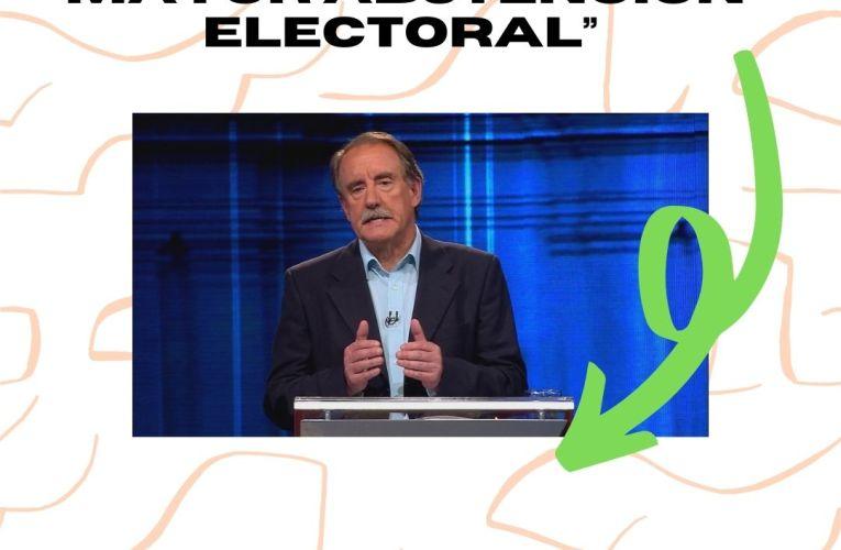 """""""La Araucanía es uno de los lugares con mayor abstención electoral"""""""