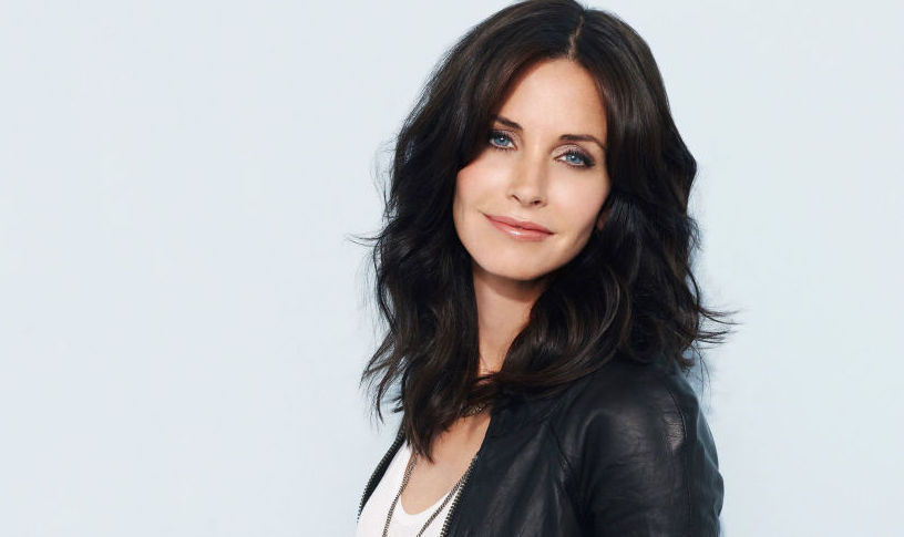 Image result for courteney cox friends