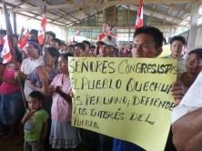 fediquep Alianza topal 2012 protesta