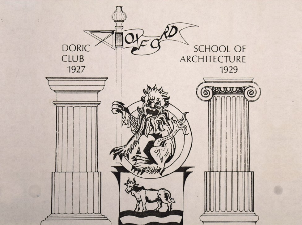 Early Doric Club emblem