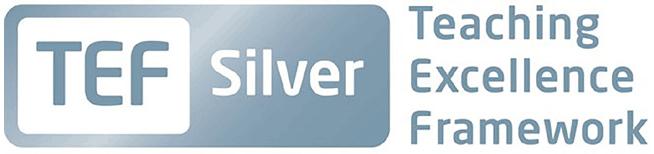 Teaching Excellence Framework TEF Silver award