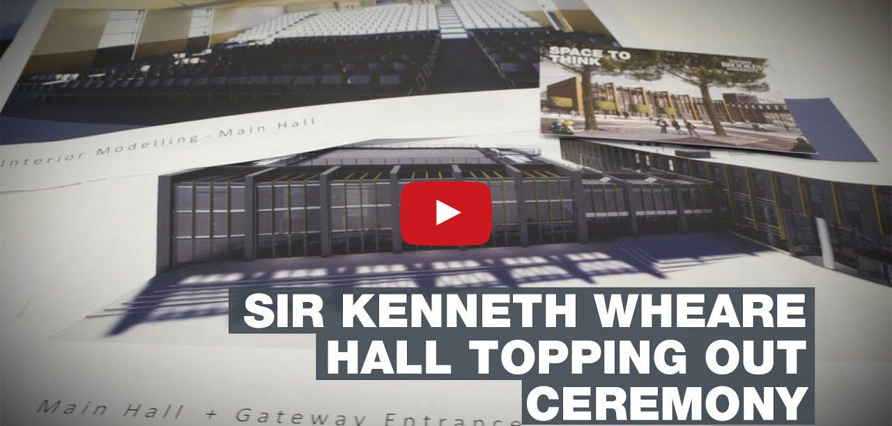 Sir Kenneth Wheare Hall