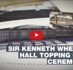 Sir Kenneth Wheare Hall