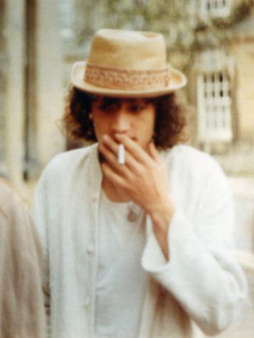 Julian's hippy phase!