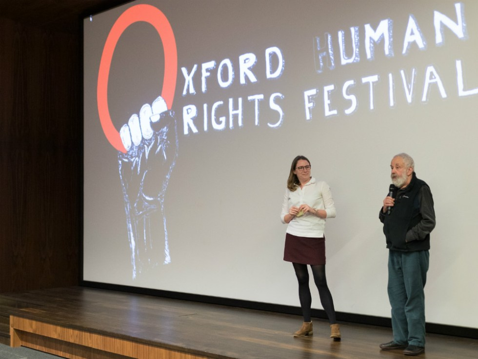 Mike Leigh at HR festival 1000x752