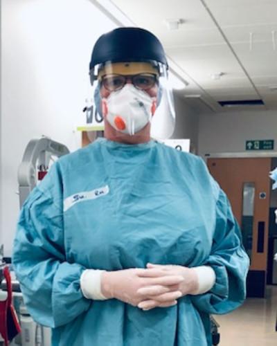 Su in Level 2 PPE