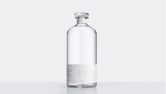 "Meet ""the world's first carbon-negative vodka."""
