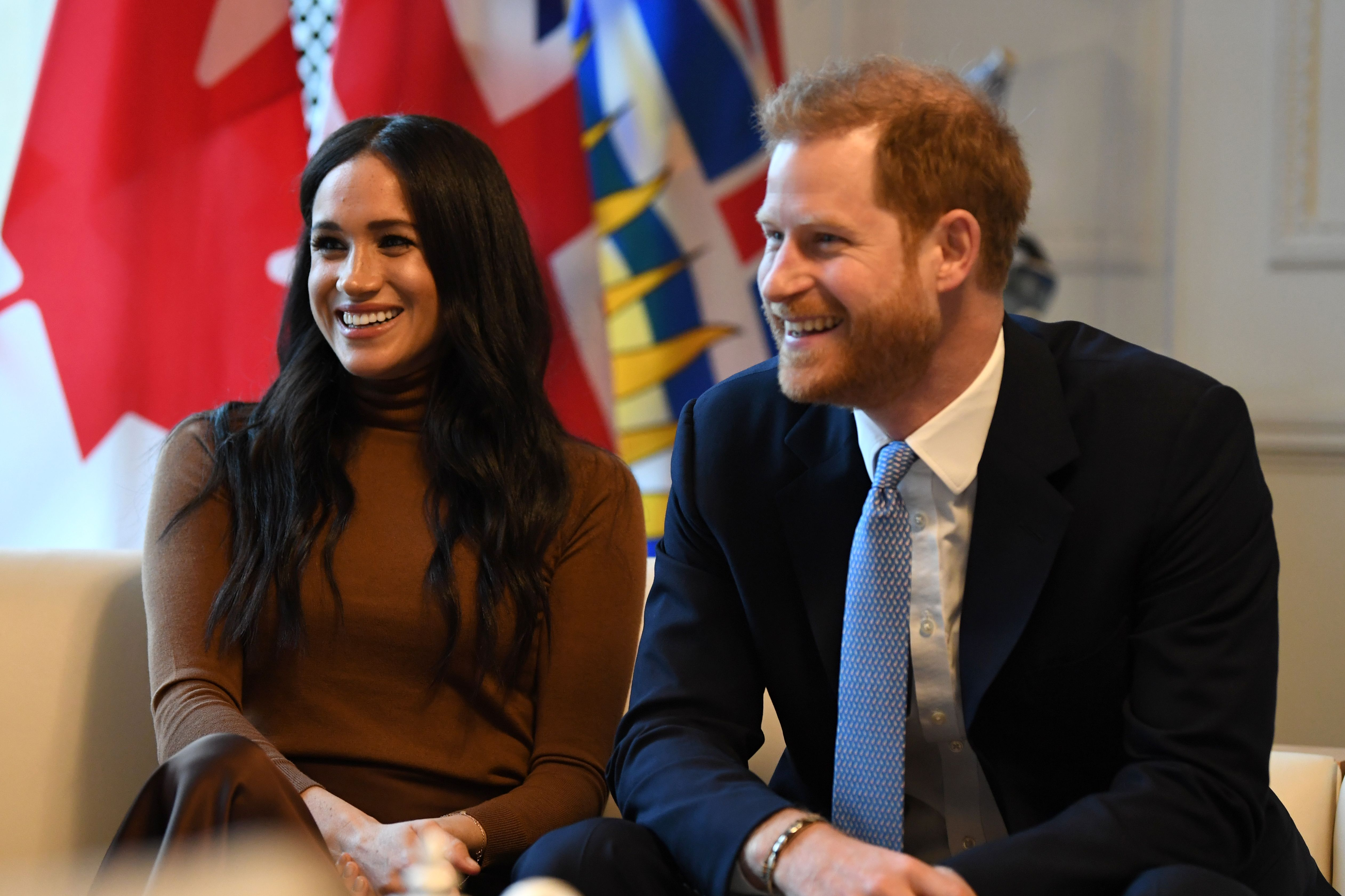Prince Harry and Meghan Markle Now Have an Offer to Move to NYC… From Madonna