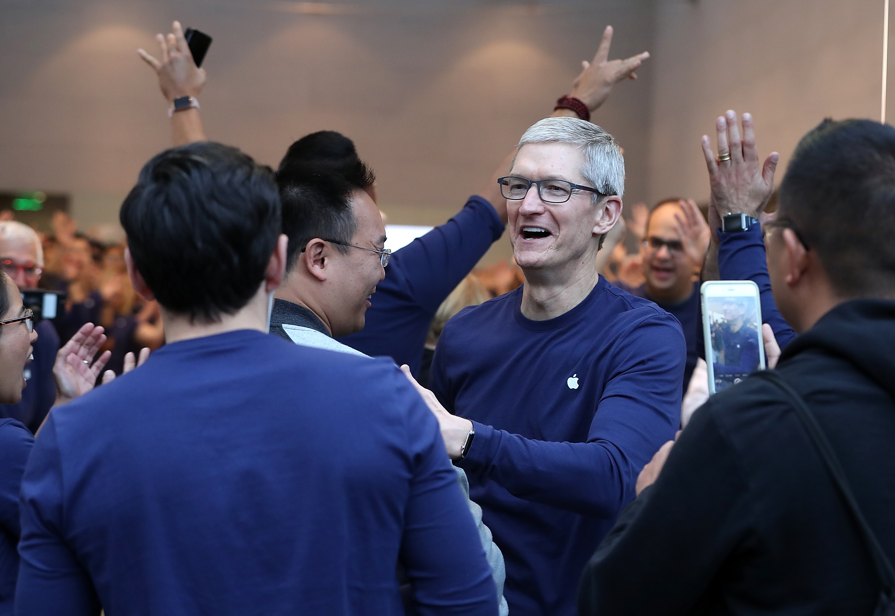 Apple Loses Lawsuit Over a Company Policy Tim Cook Didn't Know About