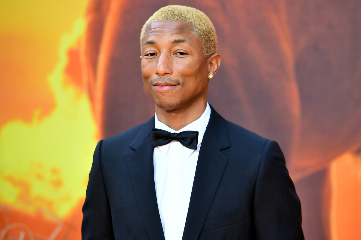 """Pharrell Is Set To Launch His Skincare Line """"Humanrace"""""""