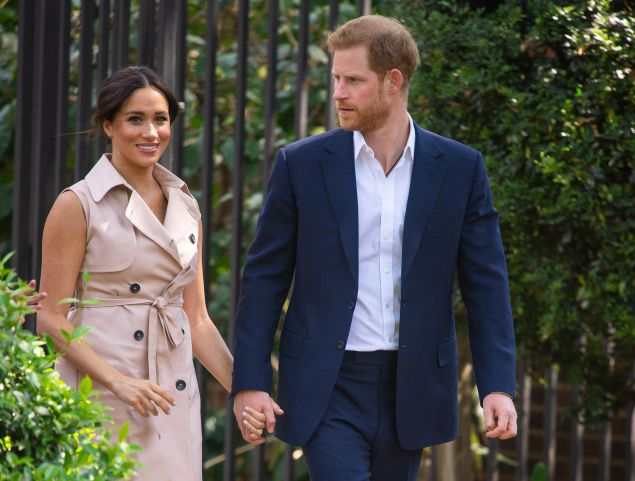 prince harry meghan markle los angeles
