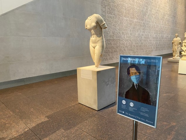 Museum of Fine Arts In Houston is Preparing to Reopen with this Fine Art Illustration