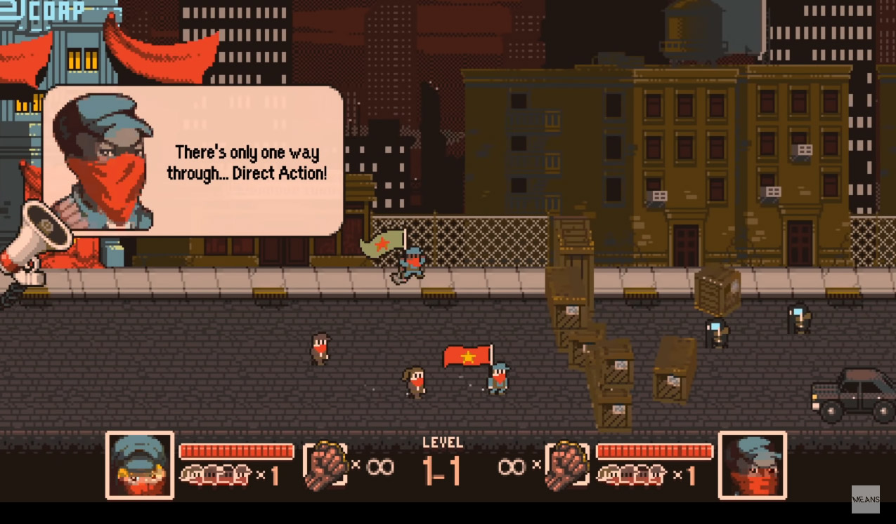 'Tonight We Riot' and the Rise of the Socialist Video Game