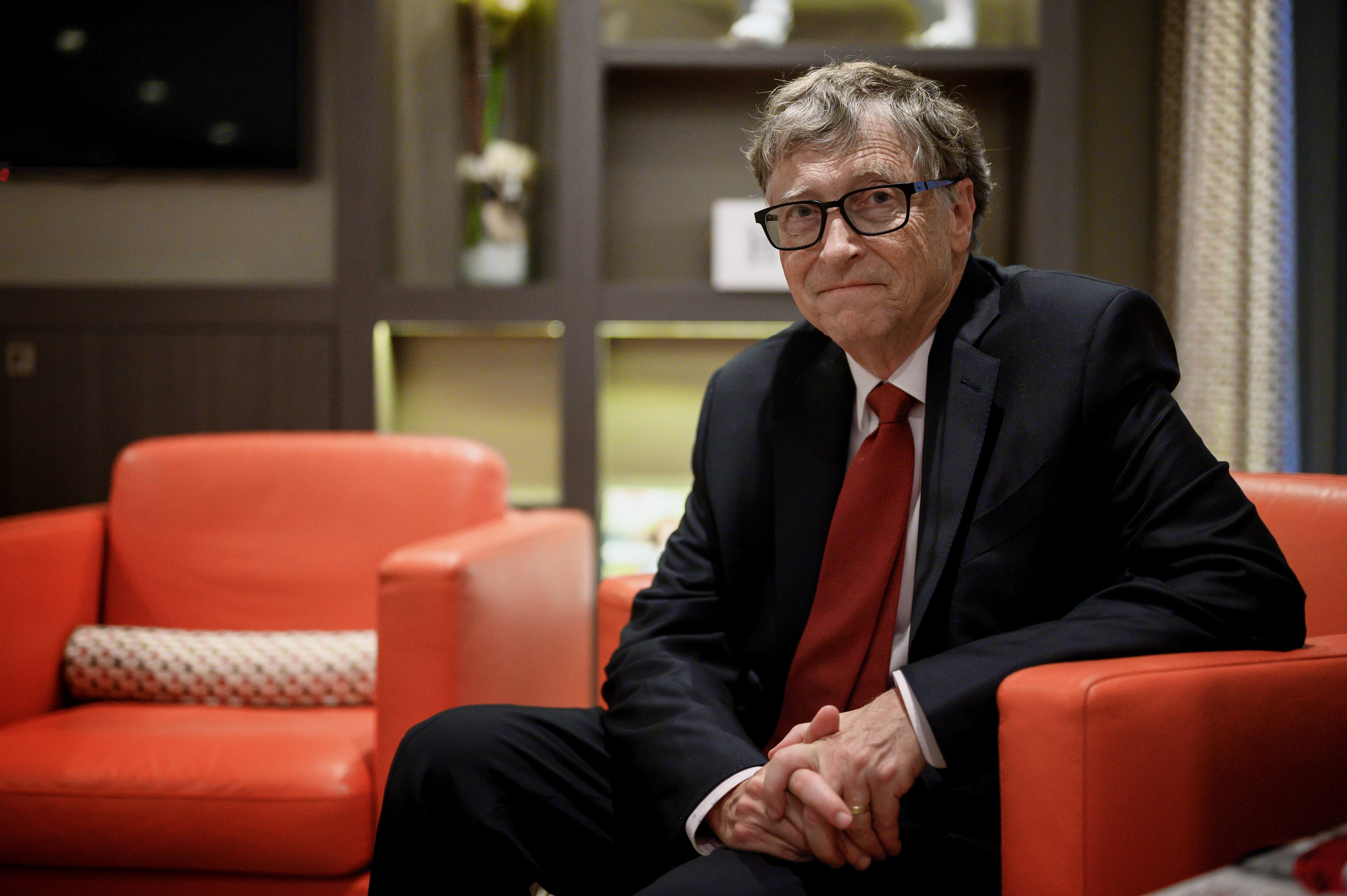 Bill Gates Says the Second Stimulus Bill Should Include This Vital Vaccine Funding